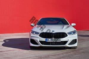 The New BMW 840i
