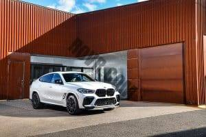 The New BMW X6-M